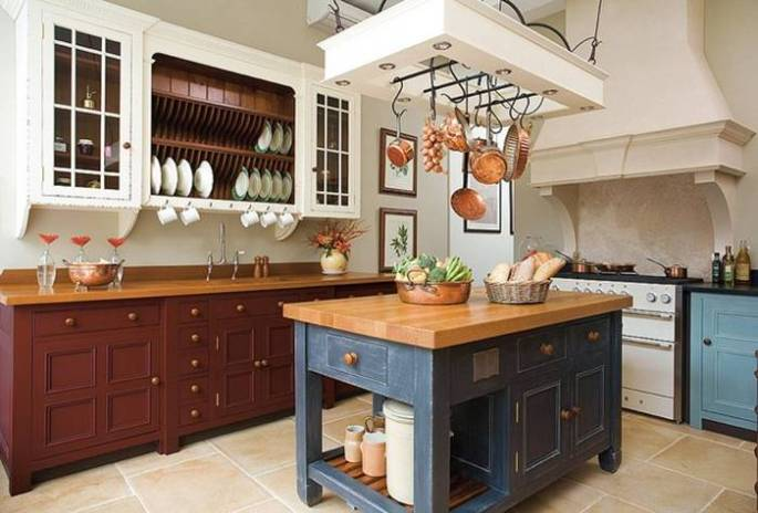 Desain Island Kitchen Terbaik